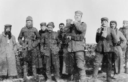Trupe germane și britanice (sursa)