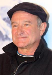 Robin Williams, by Eva Rinaldi (sursa)