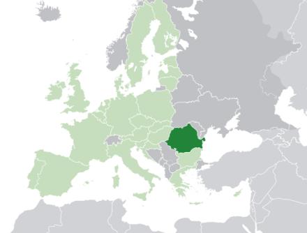 Romania in Europa