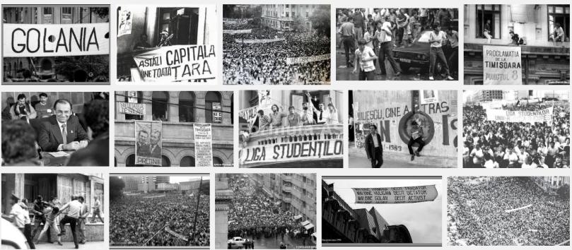 Proteste anii 90